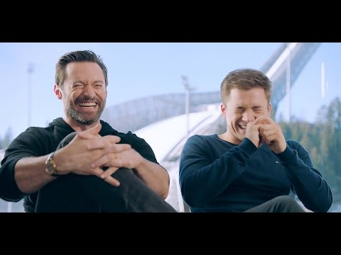 This is why we love Hugh Jackman