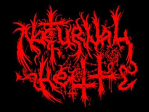 Nocturnal Hell- Rape The Fucking Purity video