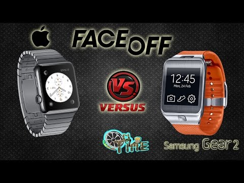 Apple Watch VS Samsung Gear 2 - Face off Comparison Specs & features Smart Watches [Who Wins?]