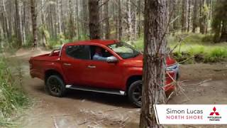 2019 Mitsubishi Triton Review with Mike from Simon Lucas North Shore