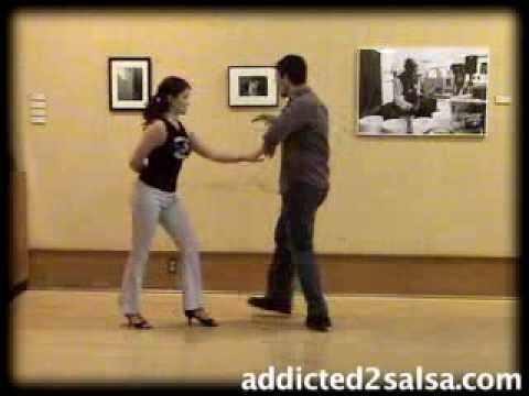 The DPS Lock Salsa Dance Combo