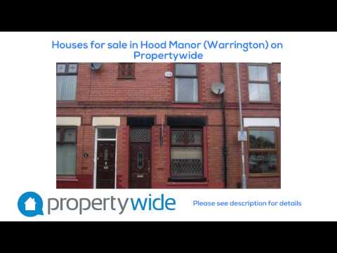 Houses for sale in Hood Manor (Warrington) on Propertywide