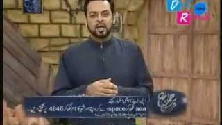 Hazrat Saleh(A.S) Hamare Ambiya - Part 4 - 15August 2011 Aftar