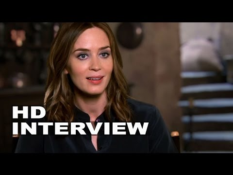 Into the Woods: Emily Blunt