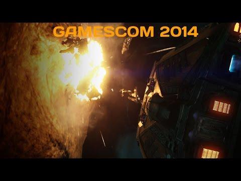 Игры Gamescom 2014. Elite: Dangerous (Часть 5)