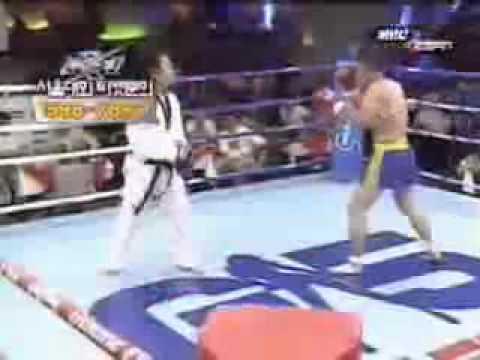 Таеквондо против тайского бокса-2