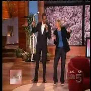 Barack Obama on Ellen Video