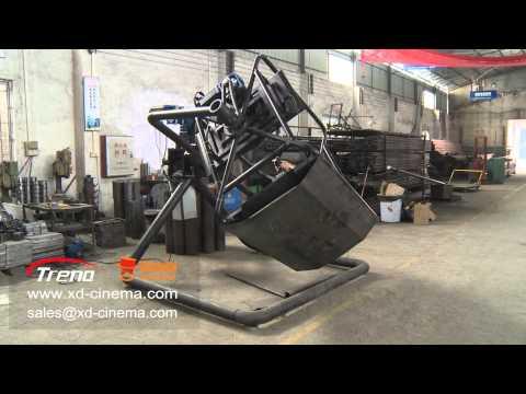 Guangzhou Zhuoyuan 360 degree Rotating Simulator Aerocraft