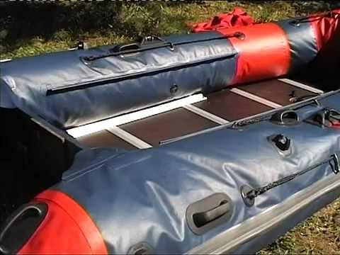 сборка лодок видео