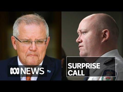 NSW fire boss scolds PM, Scott Morrison denies Facebook post an advertisement | ABC News