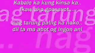 hero bisaya version with lyrics