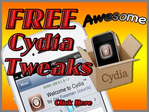 Top 5 FREE Cydia Tweaks May 3. 2013 iPhone 4S. iPhone 5. iPad 3. iPodTouch. iPad Mini