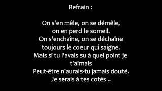 Watch Amel Bent Je Voulais Juste Que Tu Maimes video