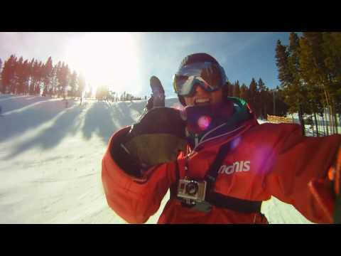 GoPro HD HERO camera: The Snowboard Movie Video