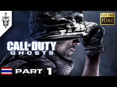 BRF - Call of Duty : Ghosts (Part 1)