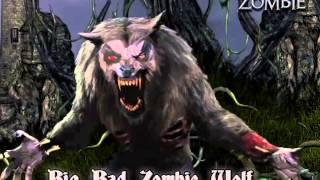 Download Lagu BIG BAD ZOMBIE WOLF Gratis STAFABAND