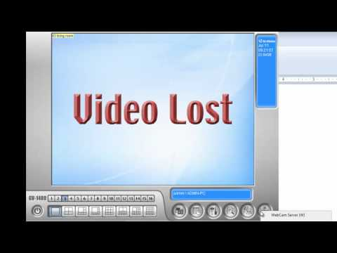 Geovision   How to setup remote viewing Part 1