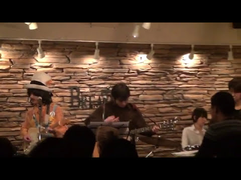 GEROGE HARRISON TRIBETE LIVE THE APPLETS 2012.11.23 at BREATH 2st -Stage