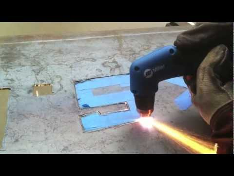 Miller Plasma Cutter- Spectrum 625 X-Treme Part1