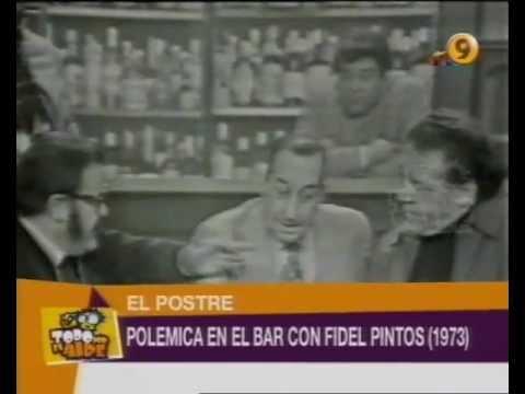 TPA   Polemica en el Bar con Fidel Pintos