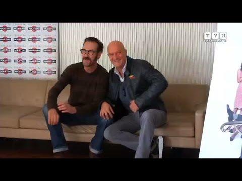 Confusi e Felici - Massimiliano Bruno manda in analisi Bisio e Giallini