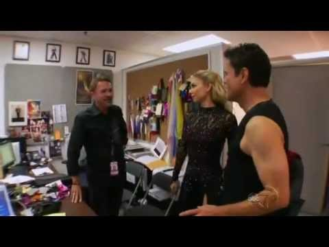 Donny Osmond & Kym Johnson - '80s Paso Doble - YouTube.flv
