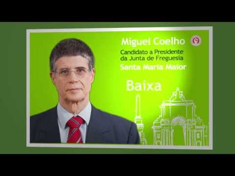 Miguel Coelho 2013 - Santa Maria Maior - Baixa