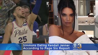 Ben Simmons Reportedly Dating Kendall Jenner