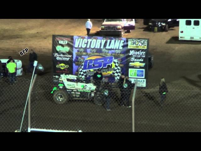 Mr Awesome's Minute -Nov 19th 2013- Sprint Car Champ