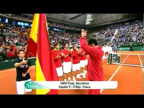 Ídolos de  Copa Davis: Albert Costa