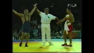 Armen Nazaryan-Olympic Champion