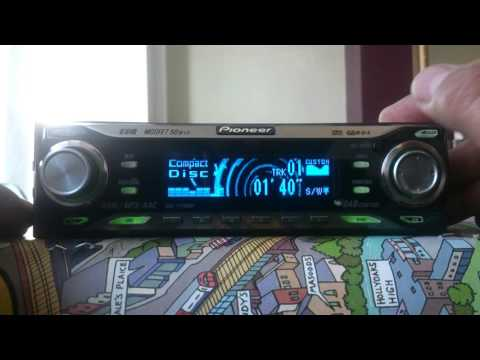 Pioneer deh p7700mp review
