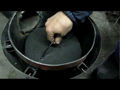 Печь слобожанка своими руками:
