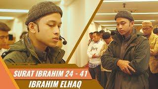 IMAM SHOLAT JAPAN   Ibrahim Elhaq   Surat Ibrahim 24 - 41