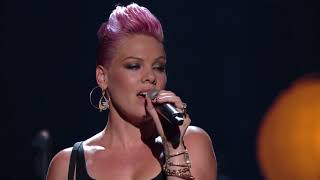 Download Lagu P!nk & Nate Ruess - Just Give Me A Reason (Live) Gratis STAFABAND