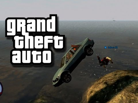 GTA Funny Moments and Stuff 18!  (I Can't Wait for GTA 5!)