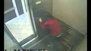 Elisa Lam Freaky Elevator Video
