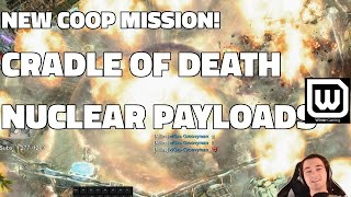 Starcraft 2: NEW Coop Mission (Cradle of Death - Nuclear Payloads)