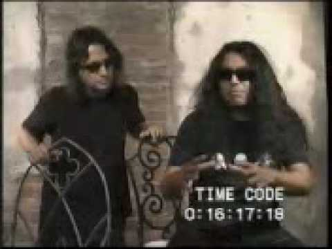 Slayer Interview for Concrete Tom Araya & Dave Lombardo part 2