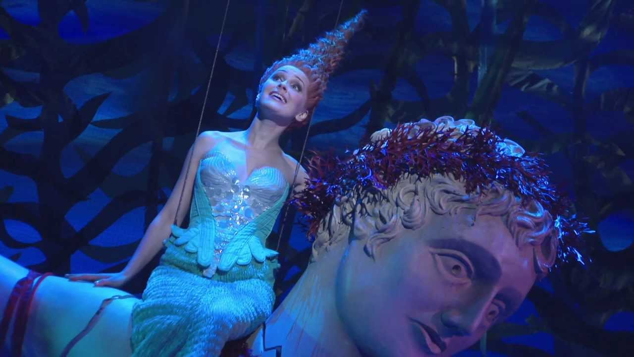 мюзикл русалочка смотреть онлайн:
