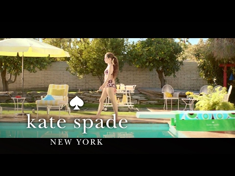 CANNONBALL: kate spade new york summer 2012