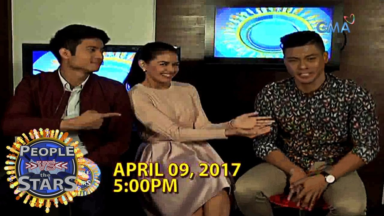 People vs the Stars episodic plug: Legally Blind stars join forces with Jerald Napoles