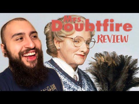 Mrs. Doubtfire - Movie Review