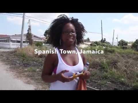 Vlog Spanish Town, Jamaica July 2014