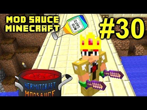 Minecraft Mod Sauce Ep. 30 Super Tool Mods HermitCraft Modded Minecraft