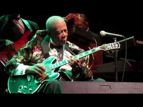 "B.B. King: ""Darling You Know I Love You"" at the Saban Theatre Beverly Hills, CA"