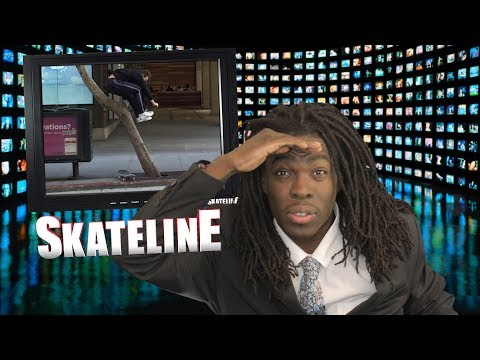SKATELINE - Mark Suciu, Atlantic Drift, Tom Knox, Gabriel Summers, Sergio Santoro