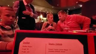 Gordon Ramsay steak place in Las Vegas