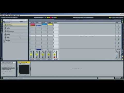 Tutoriel Ableton Live