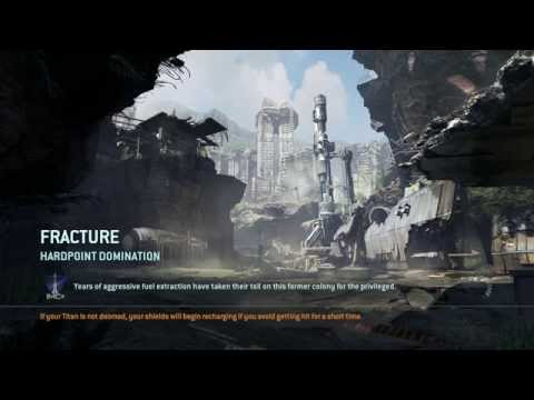 TitanFall Gameplay 39 - Fracture